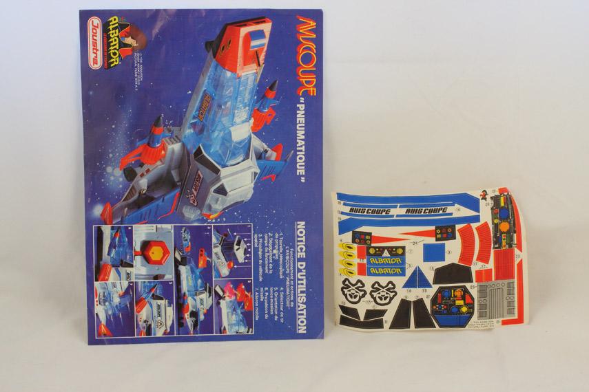 ALBATOR : les jouets vintage (CEJI, Orli etc...) 005